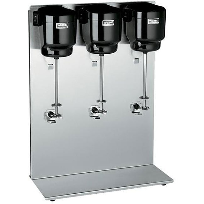 Waring 3-head 2-speed Drink Mixer