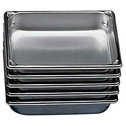 Vollrath 2.5-in Deep Two-thirds Pan