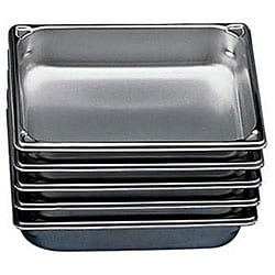 Vollrath Two-thirds Size 6-in Deep Pan