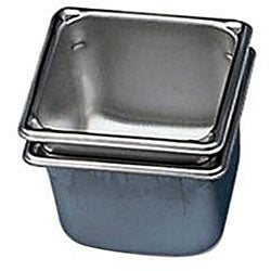 Vollrath One-sixth Size 4-in Deep Pan
