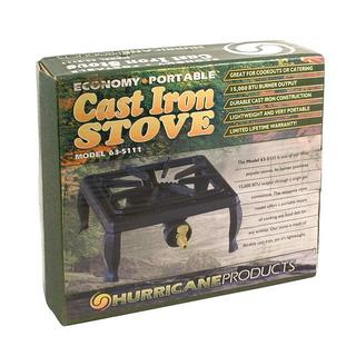 Hurricane Gas Stove Burner