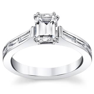 14k White Gold 1 2/5ct TDW Diamond Engagement Ring|https://ak1.ostkcdn.com/images/products/5412711/P13207486.jpg?impolicy=medium