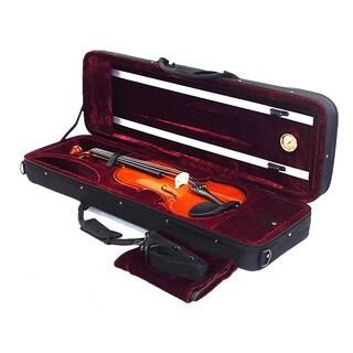 Classic Euro-design 4/4 Full Size Violin with Accessories