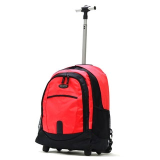 Olympia Delta 19-inch Rolling Backpack