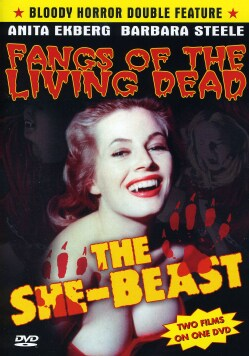 FANGS OF THE LIVING DEAD/SHE-BEAST