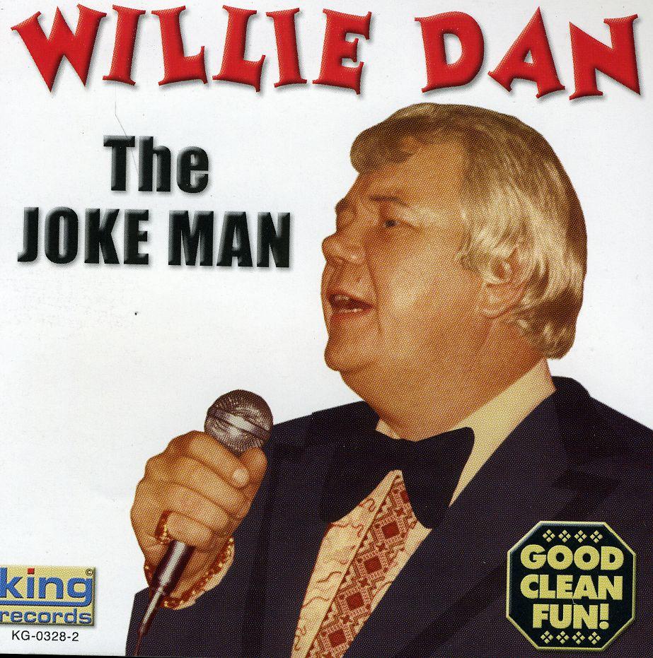 Willie Dan Joke Man Free Shipping Orders Over $45