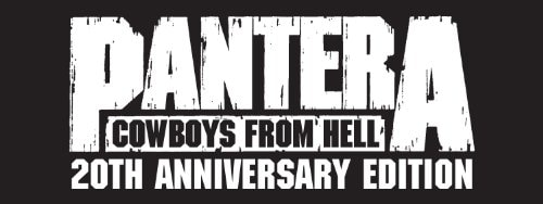 Pantera - Cowboys From Hell (Ultimate Box Set)