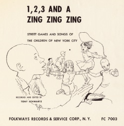 Tony Schwartz - 1, 2, 3 and a Zing Zing Zing