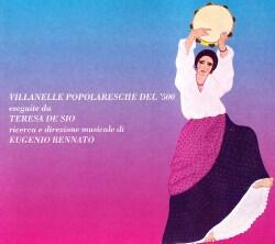 Teresa De Sio - Villanelle Poplaresche 500