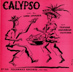 Lord Invader - Calypso