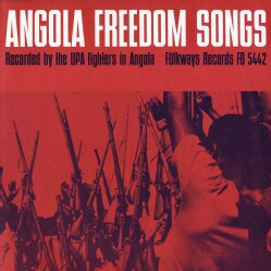 UPA Fighters - Angola Freedom Songs