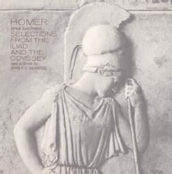 John F.C. Richards - Homer Greek Epic Poetry: Read in Greek