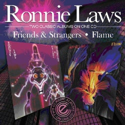 RONNIE LAWS - FRIENDS & STRANGERS/FLAME