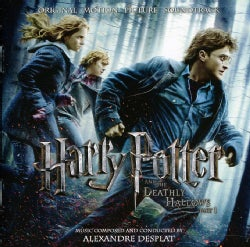 HARRY POTTER: THE DEATHLY HALLOWS - SOUNDTRACK