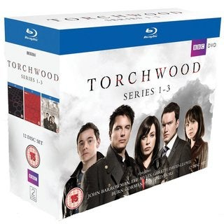 Torchwood: Seasons 1-3 (Blu-ray Disc) [Import]