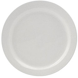 World Tableware 7.25-Inch White Porcelain Dishwasher-Safe Plates (Case of 36)