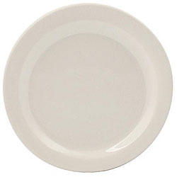 World Tableware 7.25-in White Porcelain Plates (Case of 36)