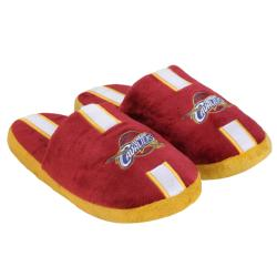 NBA Cleveland Cavaliers Striped Slide Slippers - Thumbnail 0