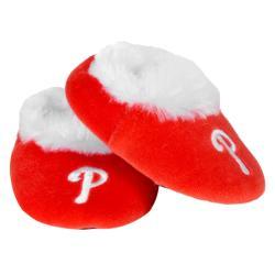 MLB Philadelphia Phillies Baby Bootie Slippers