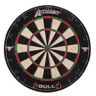 Accudart Bull Bristle Dartboard
