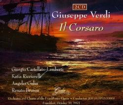 Giorgio Castellato-Lamberti - Verdi: Il Corsaro