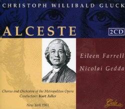 C.W. VON GLUCK - ALCESTE