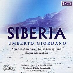 UMBERT GIORDANO - SIBERIA