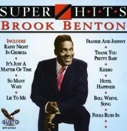 BROOK BENTON - SUPER HITS