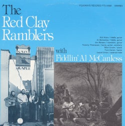 Al McCanless - Red Clay Ramblers With Fiddlin' Al McCanless