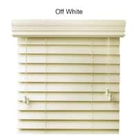 Arlo Blinds Faux Wood 17-inch Blinds