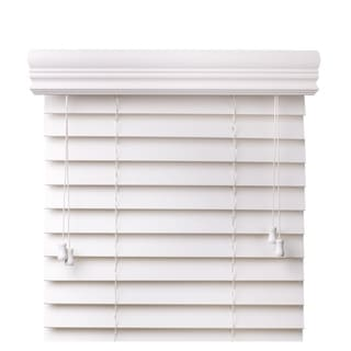 Arlo Blinds Faux Wood 62-inch Blinds