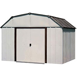 Arrow Sheds Concord Steel Shed (10' x 14')