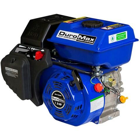 Duromax 7-horsepower Recoil Start Gasoline Engine