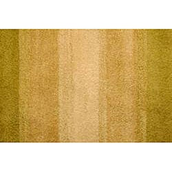 Herat Oriental Indo Hand-tufted Tibetan Wool Rug (4' x 6') - Thumbnail 1