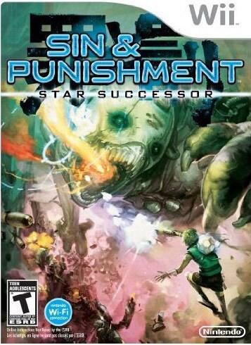 Wii - Sin & Punishment: Star Successor (Pre-Played)