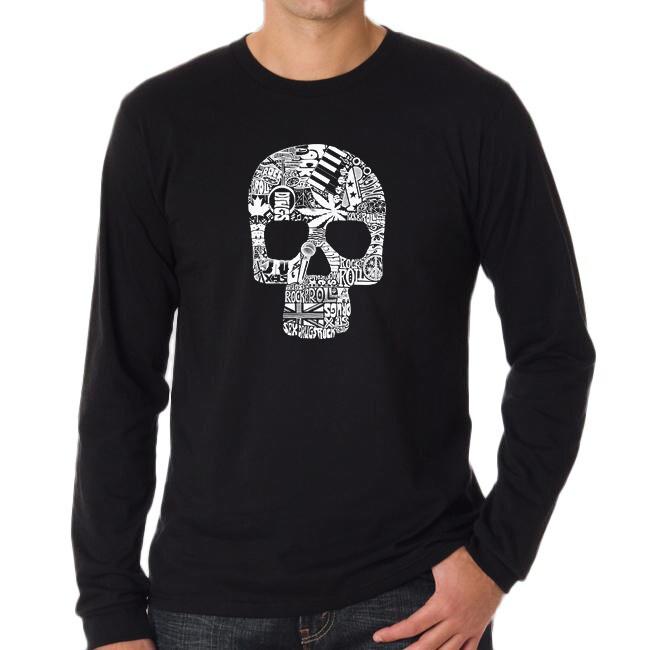 Los Angeles Pop Art Men Sex Drugs Rock n Roll T-shirt (XX...
