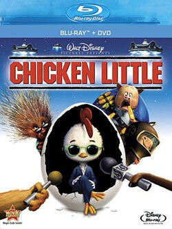 Chicken Little (Blu-ray/DVD)