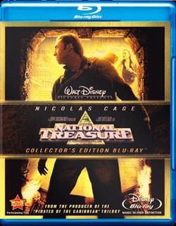 National Treasure (Blu-ray/DVD)