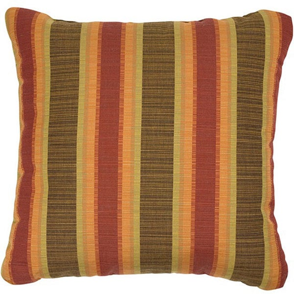 Shop Autumn 18 Inch Knife Edged Indoor Outdoor Pillows With