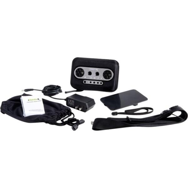 iMainGo X 10BWS03 2.0 Speaker System - 4.2 W RMS - Black