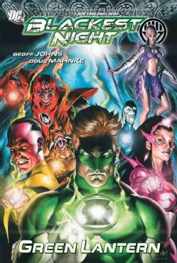 Blackest Night: Green Lantern (Paperback)