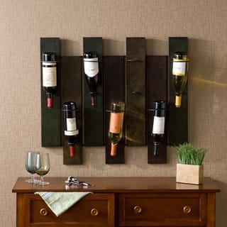 Harper Blvd Nora 7-bottle Wall-mount Wine Rack|https://ak1.ostkcdn.com/images/products/5482375/P13269100.jpg?impolicy=medium
