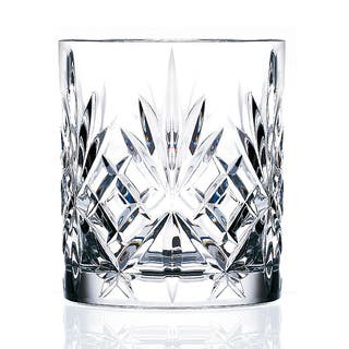 Lorenzo Melodia 6-piece Double Old Fashioned Crystal Glasses Set|https://ak1.ostkcdn.com/images/products/5482442/P13269146.jpg?impolicy=medium