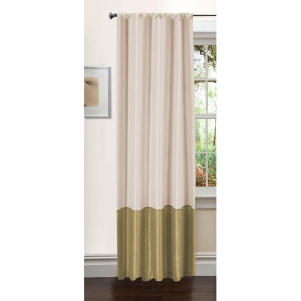 Lush Decor 84-inch Ashlyn Curtain Panel