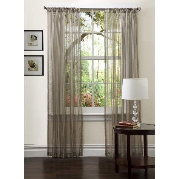 Lush Decor 84-inch Elixer Curtain Panel Pair