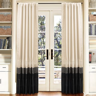 Lush Decor Mia 84-inch Curtain Panel Pair - 54 x 84