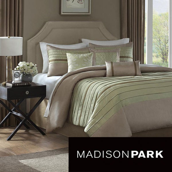 Madison Park Hayes 7-piece Comforter Set