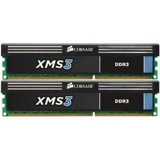 Corsair XMS3 CMX8GX3M2A1600C9 8GB DDR3 SDRAM Memory Module