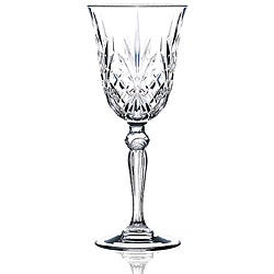 Melodia Collection Crystal Liquor Glasses (Set of 6)