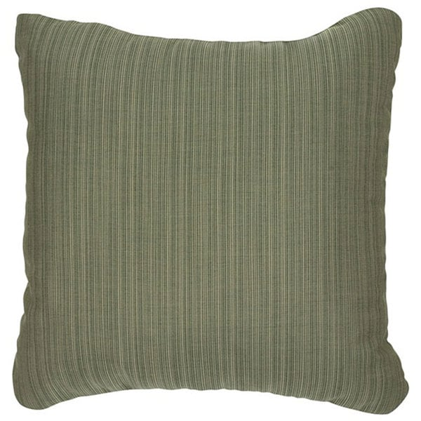 Shop Sage 20 Inch Knife Edged Indoor Outdoor Pillows With Sunbrella